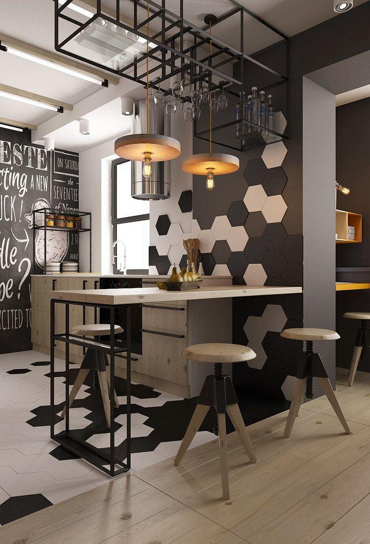 Modern Kitchen #4